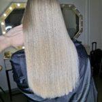 фото осветление волос