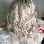 фото окрашенных волос блонд