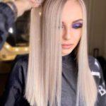 окрашивание волос комбинация AirTouch и шатуш фото