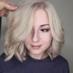 окрашивание тотал-блонд после