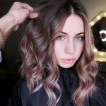 Окрашивание волос балаяж фото