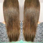 полировка волос и коллаген фото
